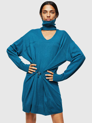M-LILIA, Azul Marino - Vestidos