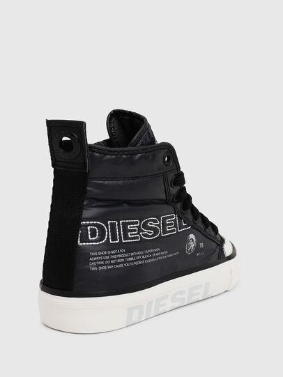 Diesel - SN MID 07 MC LOGO CH, Negro - Calzado - Image 4