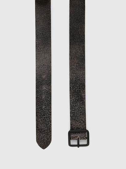 Diesel - B-FRACO, Negro - Cinturones - Image 3