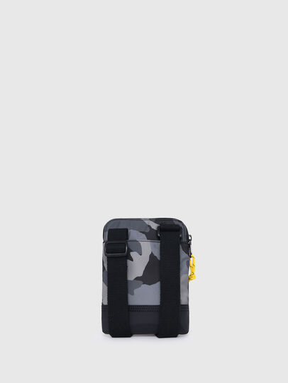 Diesel - VYGA, Gris/Negro - Bolso cruzados - Image 2