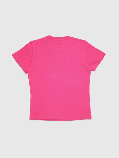 Diesel - TFOIL, Rosa - Camisetas y Tops - Image 2