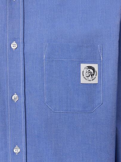 Diesel - S-JAMES, Azul - Camisas - Image 3