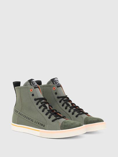 Diesel - S-DVELOWS ML, Verde Militar - Sneakers - Image 2