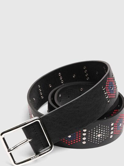 Diesel - B-MEX, Negro - Cinturones - Image 2