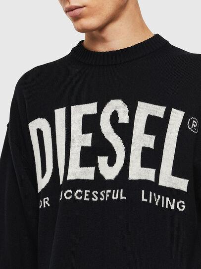 Diesel - K-LOGOS, Negro - Punto - Image 5