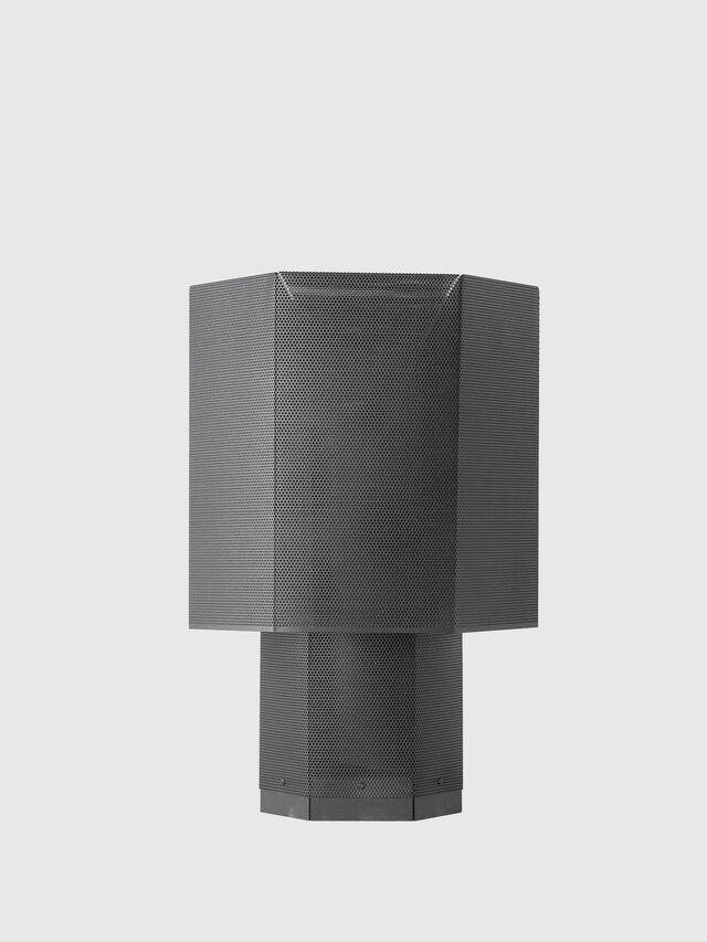 Diesel - HEXX TAVOLO, Antracita - Lámparas de Sombremesa - Image 1