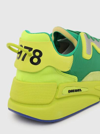 Diesel - S-SERENDIPITY LC, Amarillo/Verde - Sneakers - Image 5