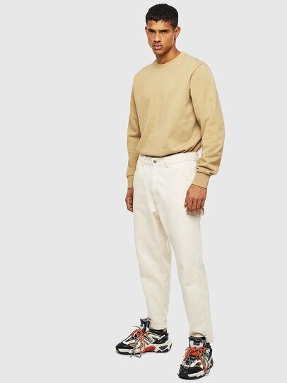 Diesel - P-LAMAR, Blanco - Pantalones - Image 7