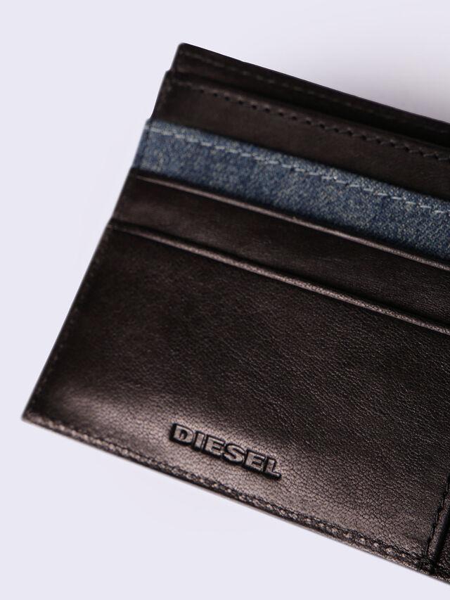 HIRESH S, Negro/Azul