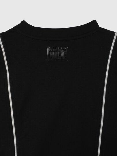 Diesel - TGARTH, Negro - Camisetas y Tops - Image 3