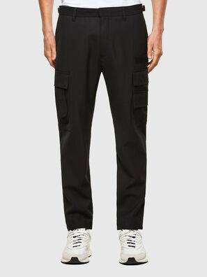 P-HOMEN, Negro - Pantalones