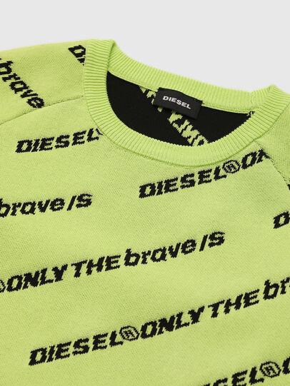 Diesel - KDAVIS, Verde Fluo - Punto - Image 3