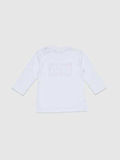 Diesel - TIRRIB, Blanco - Camisetas y Tops - Image 2