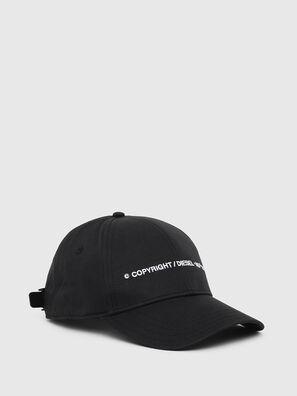 COMIXI, Negro - Gorros, sombreros y guantes