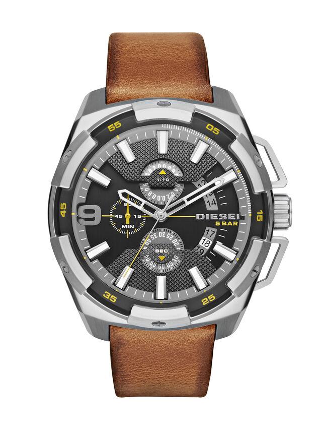 Diesel - DZ4393, Marrón - Relojes - Image 1