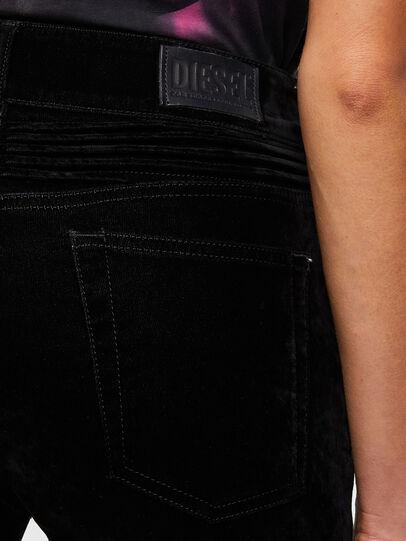 Diesel - D-Earlie JoggJeans® 069UJ, Negro/Gris oscuro - Vaqueros - Image 4