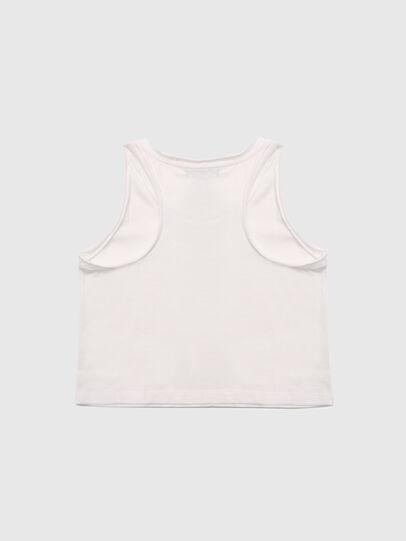 Diesel - TYLLINA, Blanco - Camisetas y Tops - Image 2