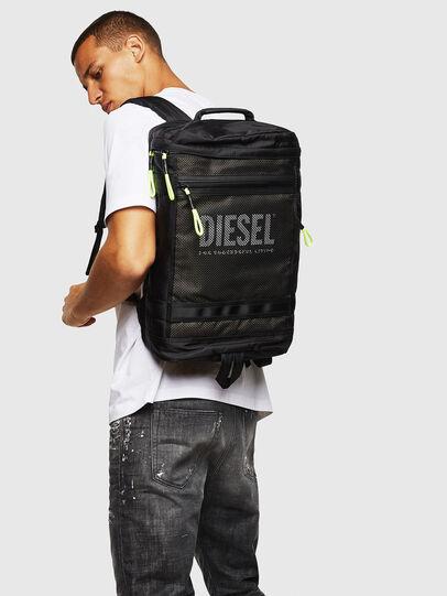 Diesel - MALU, Negro/Azul - Mochilas - Image 6