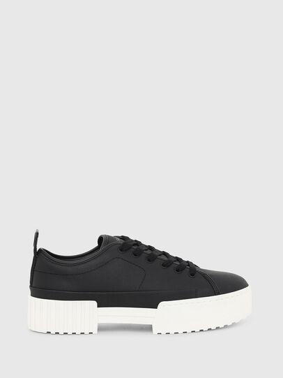 Diesel - S-MERLEY LC, Negro - Sneakers - Image 1