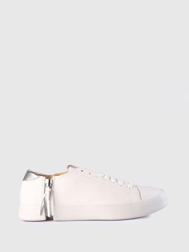 Diesel - S-NENTISH LC W, Blanco - Sneakers - Image 1