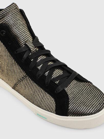 Diesel - S-MYDORI MC W, Gris/Negro - Sneakers - Image 5