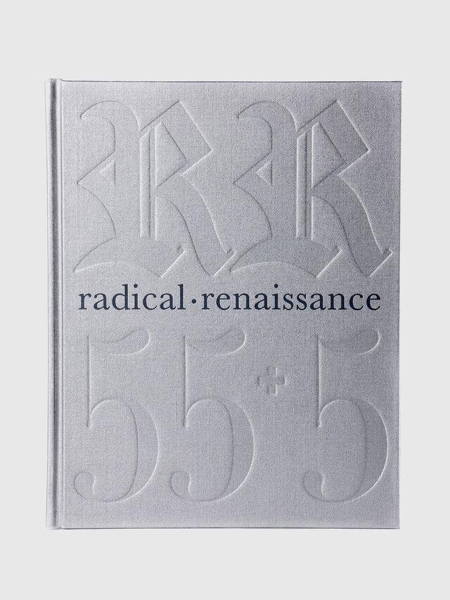 Radical Renaissance 55+5 (signed by RR), Plata
