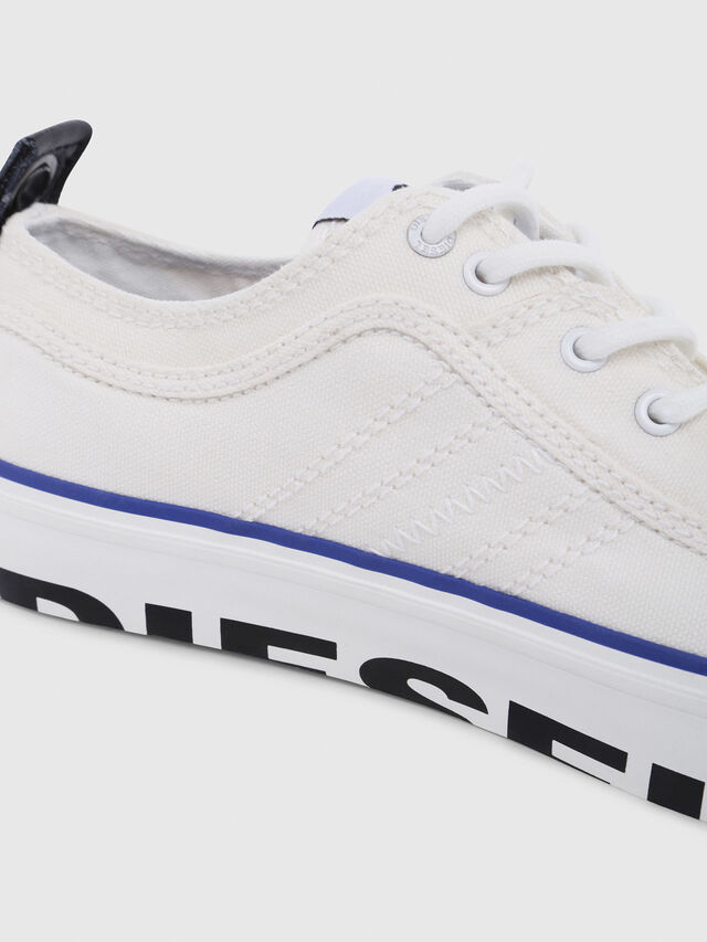Diesel - S-ASTICO LC LOGO W, Blanco - Sneakers - Image 4