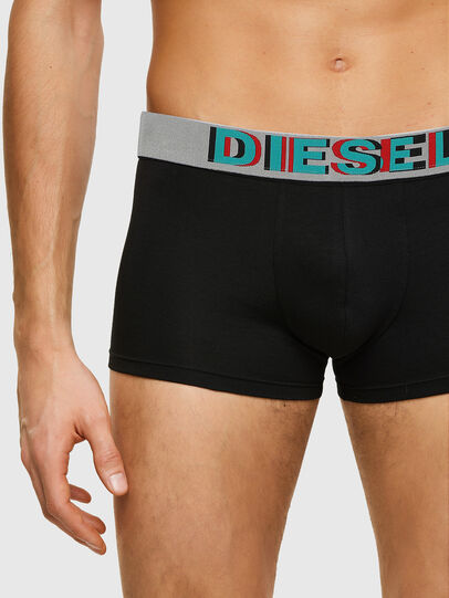 Diesel - UMBX-SHAWNTHREEPACK, Negro - Boxers - Image 4