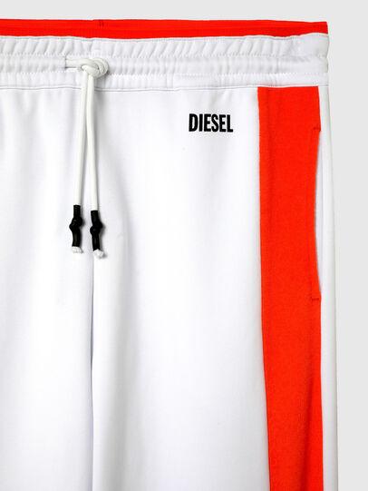 Diesel - UMLB-PETER-SP, Blanco/Naranja - Pantalones - Image 3
