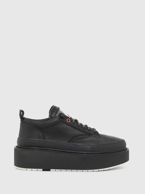 H-SCIROCCO LOW LACE, Negro - Sneakers