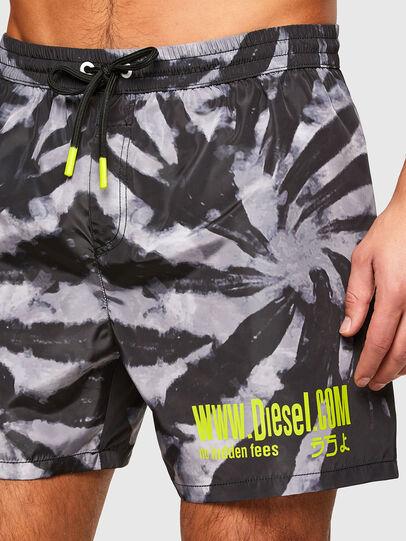 Diesel - BMBX-WAVE 2.017, Negro - Bañadores boxers - Image 3