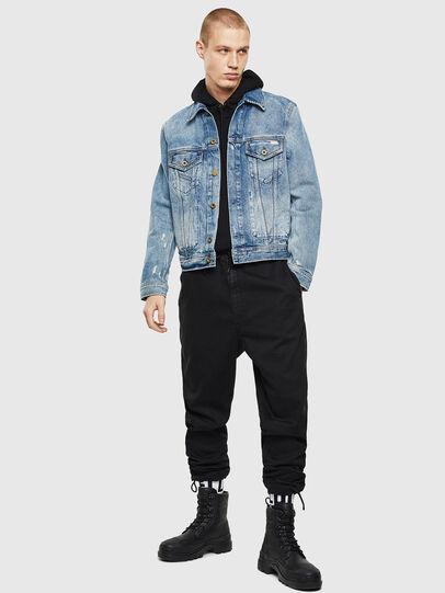 Diesel - D-BRAY, Blue Jeans - Chaquetas de denim - Image 6