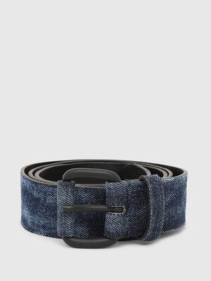 B-DEDENIM, Blue Jeans - Cinturones