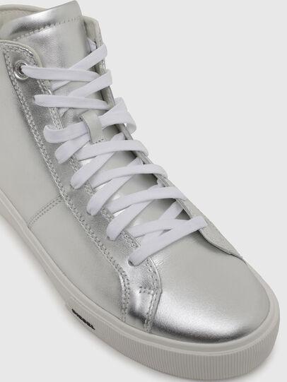 Diesel - S-MYDORI MC W, Plata - Sneakers - Image 6