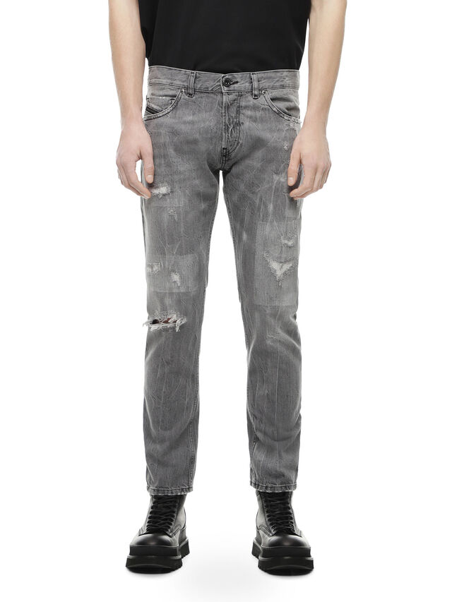 Diesel - TYPE-2813FS, Grey Jeans - Vaqueros - Image 1