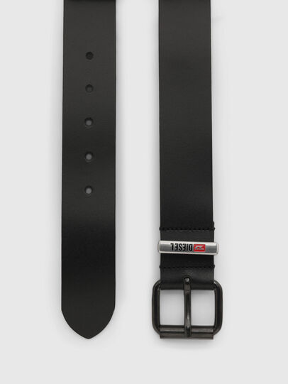 Diesel - B-VITO, Negro - Cinturones - Image 3