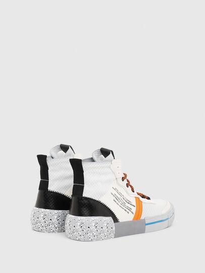 Diesel - S-DESE MID RC, Multicolor/Blanco - Sneakers - Image 3