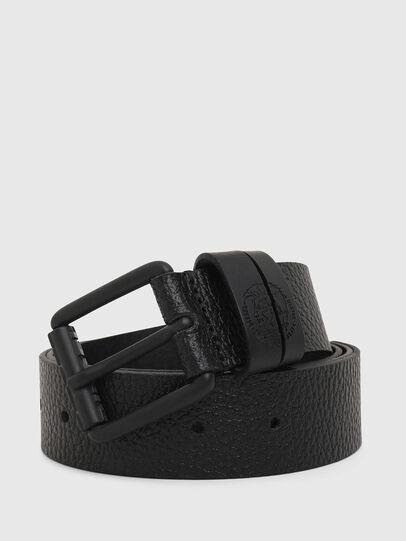 Diesel - B-CANARO, Negro - Cinturones - Image 2