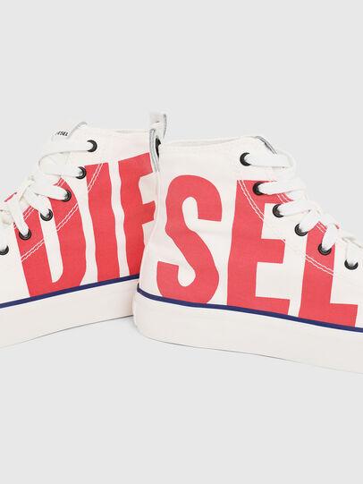 Diesel - S-ASTICO MC W, Blanco/Rojo - Sneakers - Image 4