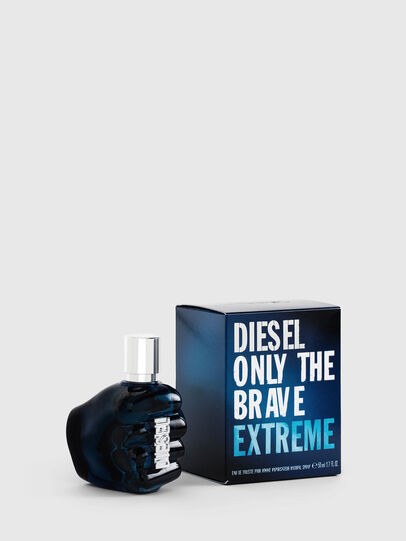 Diesel - ONLY THE BRAVE EXTREME 50ML, Azul Oscuro - Only The Brave - Image 1