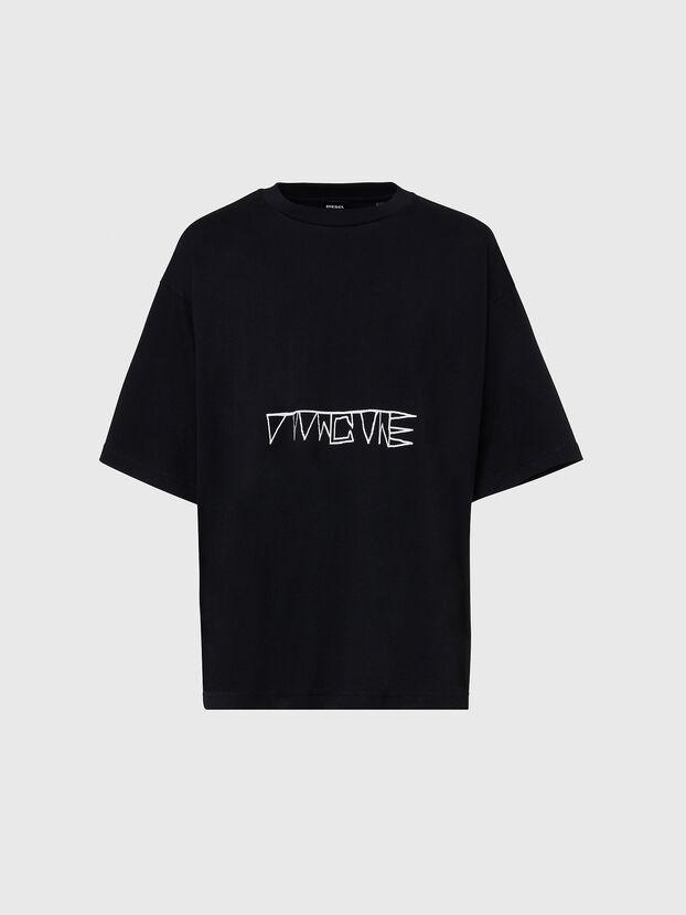 T-BALL-X1, Negro - Camisetas