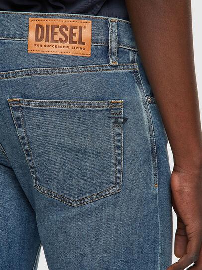 Diesel - D-Strukt 009EI, Azul medio - Vaqueros - Image 3