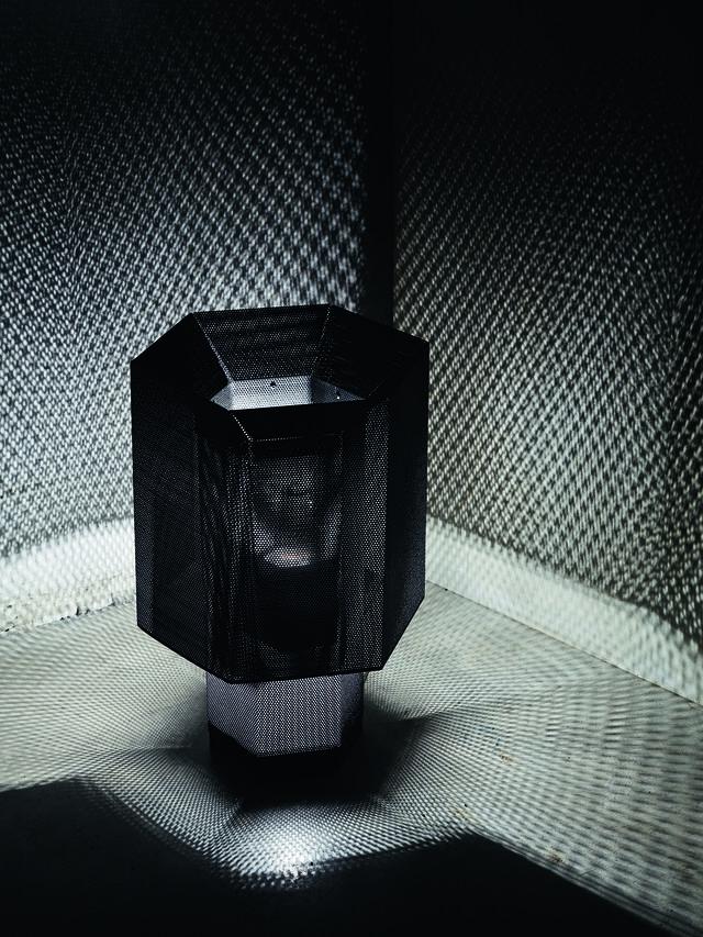 Diesel - HEXX TAVOLO, Antracita - Lámparas de Sombremesa - Image 3