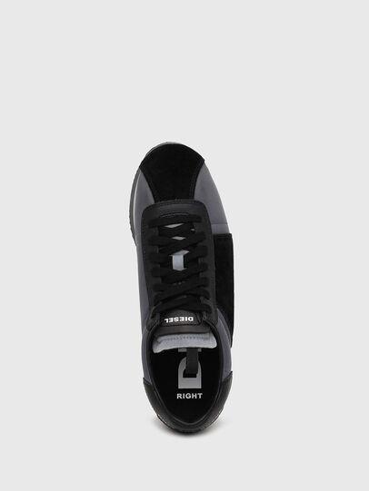 Diesel - S-PYAVE WEDGE, Azul/Negro - Sneakers - Image 5
