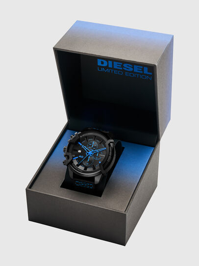 Diesel - DZ4553, Negro/Azul marino - Relojes - Image 4