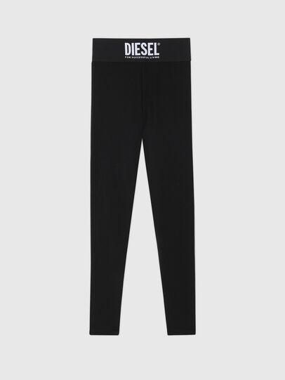Diesel - UFLB-FAUSTIN-LP, Negro - Pantalones - Image 1