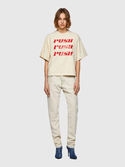 Diesel - T-BOWXY, Blanco - Camisetas - Image 5