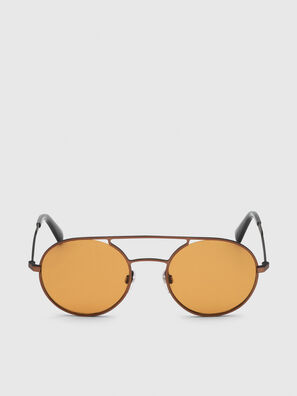 DL0301, Naranja/Negro - Gafas de sol