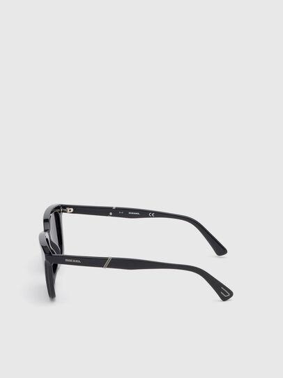 Diesel - DL0282, Negro - Gafas de sol - Image 3