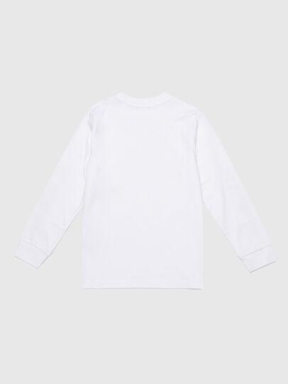 Diesel - TVARYS, Blanco - Camisetas y Tops - Image 2
